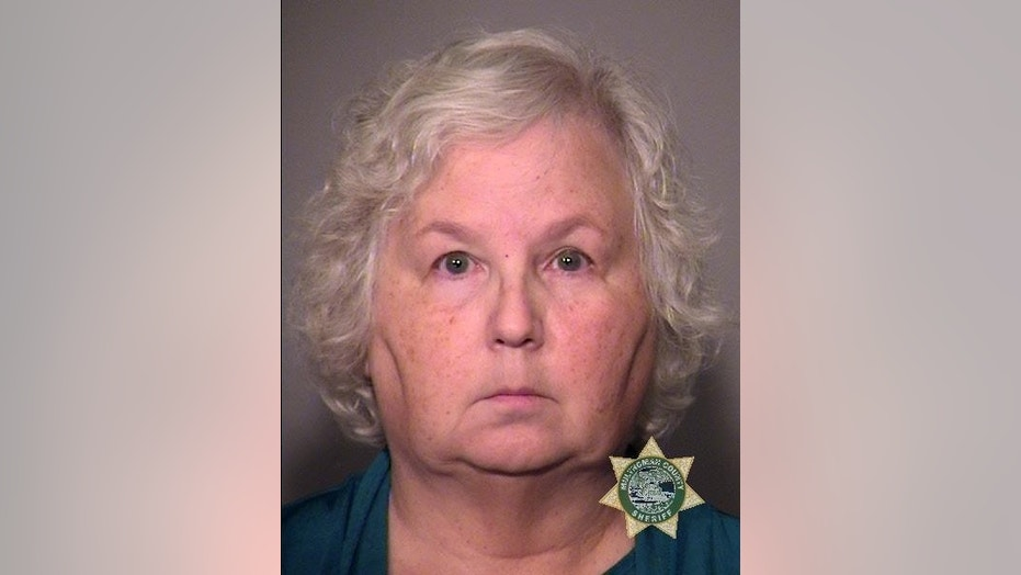 Nancy Crampton-Brophy, 68, was arrested Wednesday for allegedly killing her husband at a culinary school in Oregon in June.