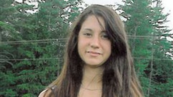 FILE-Conway, N.H. police released this photo of 14-year-old Abigail Hernandez of North Conway, N.H. Thursday Oct. 10, 2013. Senior Assistant Attorney General Jane Young said missing teenager Abigail Hernandez wrote a letter to her mother Zenya Hernandez postmarked Oct. 23 and was received by her mother Nov. 6.(AP Photo/Conway Police department/FILE)