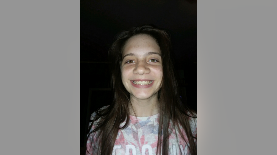Police issued an Amber Alert early Sunday for 14-year-old Aubrey Gardner.