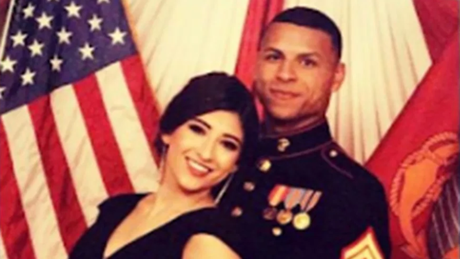 Christopher Truax Jr., an active duty U.S. Marine Corps sergeant, was killed on Sept. 7, 2018.