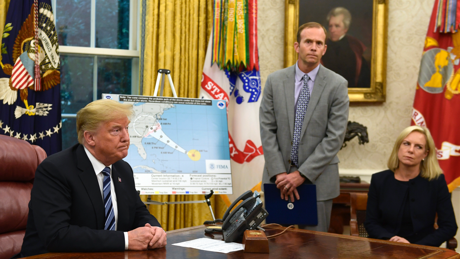 Trump expected to visit areas affected by Florence next week