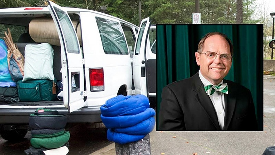 Evergreen State College President George Bridges apologized after it was revealed that the school used taxpayer-funded vans to protest a family farm in the northern part of Washington state.
