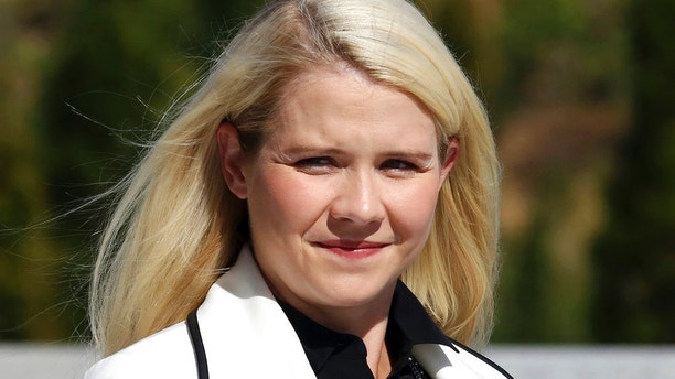 Elizabeth Smart on journey from shame to fighting for change