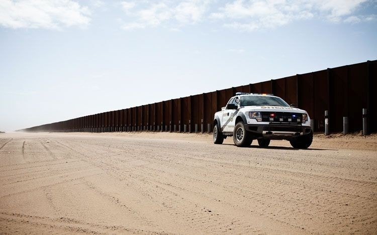 Border wall effort getting boost from US sheriffs' crowdfunding site | Fox News