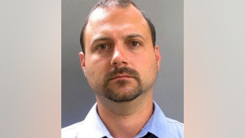 This Wednesday, Sept. 19, 2018 booking photo released by the Salem Police Department shows Anthony Helinski, of Lawrence, Mass., arrested after turning himself in, and who faces charges after being accused of using a toddler to steal prizes from the inside of a toy vending machine game at a mall in Salem, N.H. (Salem Police Department via AP)
