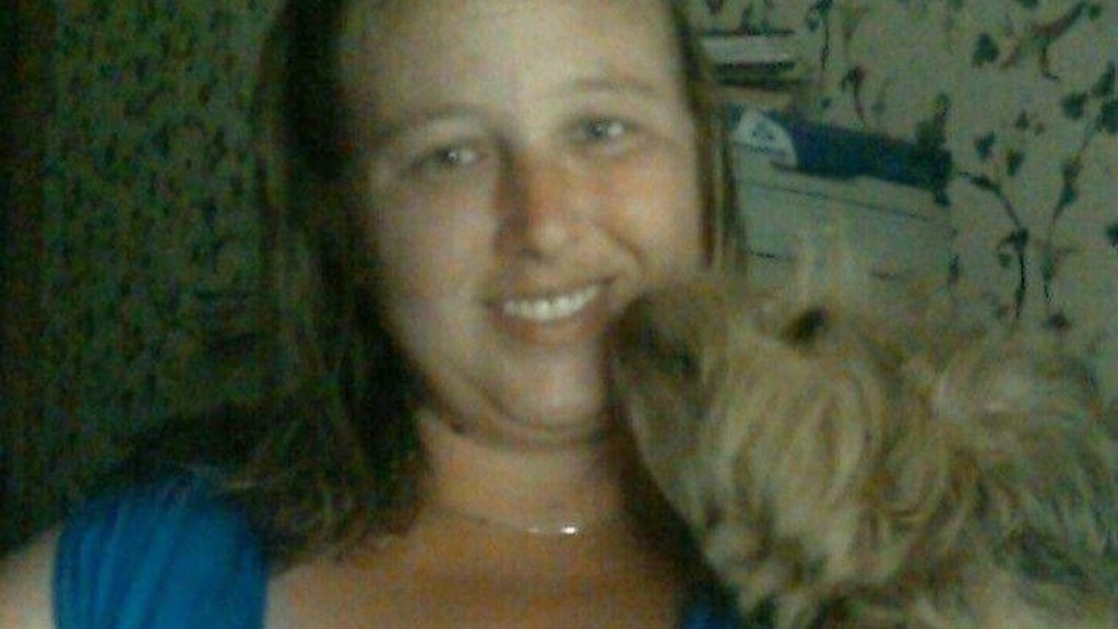 Tammie Hedges, who took in more than two dozen dogs and cats during Hurricane Florence, has been charged with practicing veterinary medicine without a license. (GoFundMe)