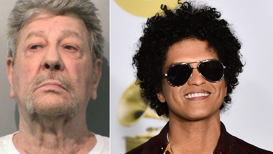 Indiana man reportedly pistol whips friend of 50 years in dispute over Bruno Mars song | Fox News