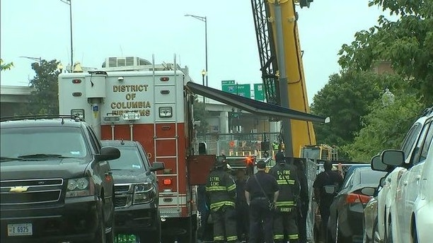 USA man, 74, found alive days after fire in Washington DC