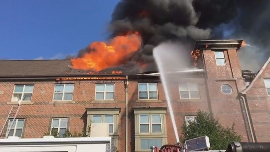Man, 74, Found Alive 5 Days After Fire Swept US Retirement Home