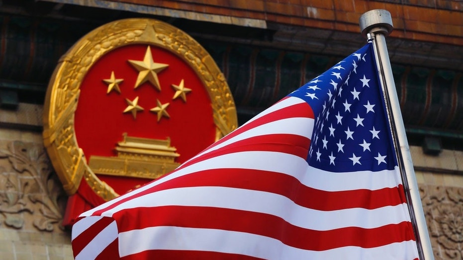 U.S. arrests Chinese man on suspicion of spying