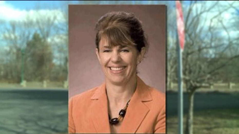 An undated photo, obtained by Fox affiliate WTIC-TV, shows 54-year-old Melissa Millan, who was slain in 2014.