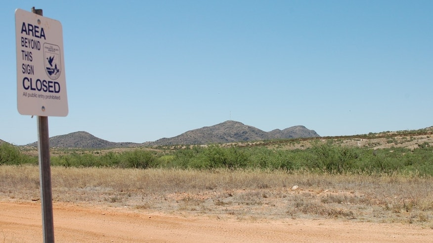 Closed Federal Parkland in Arizona is No Man&#x27&#x3b;s Land