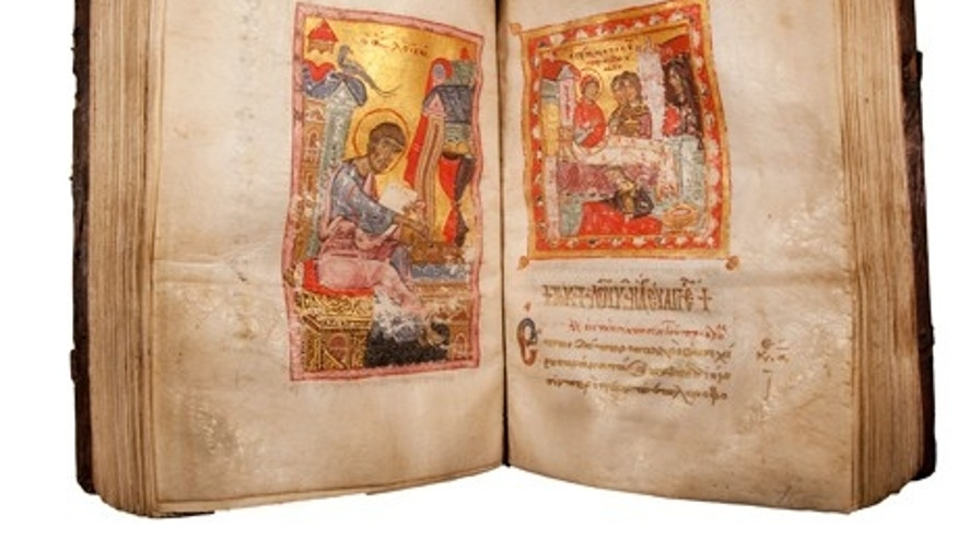 The Green Collection: Rare Biblical Artifacts