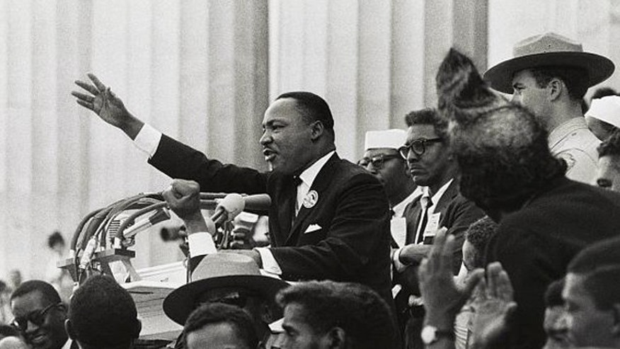 50th anniversary of Martin Luther King Jr.'s 'I have a dream' speech