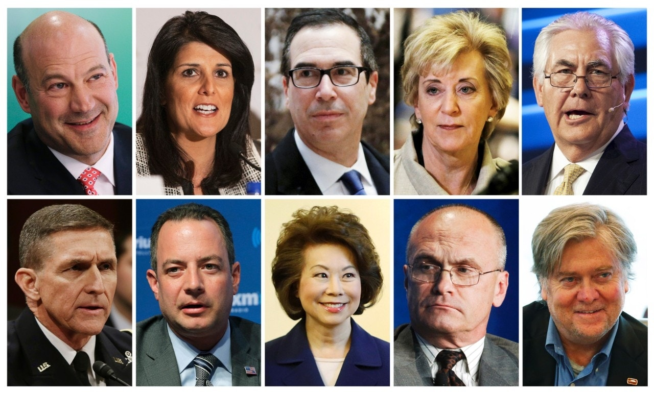 Meet Donald Trump's choices for his cabinet | Fox News