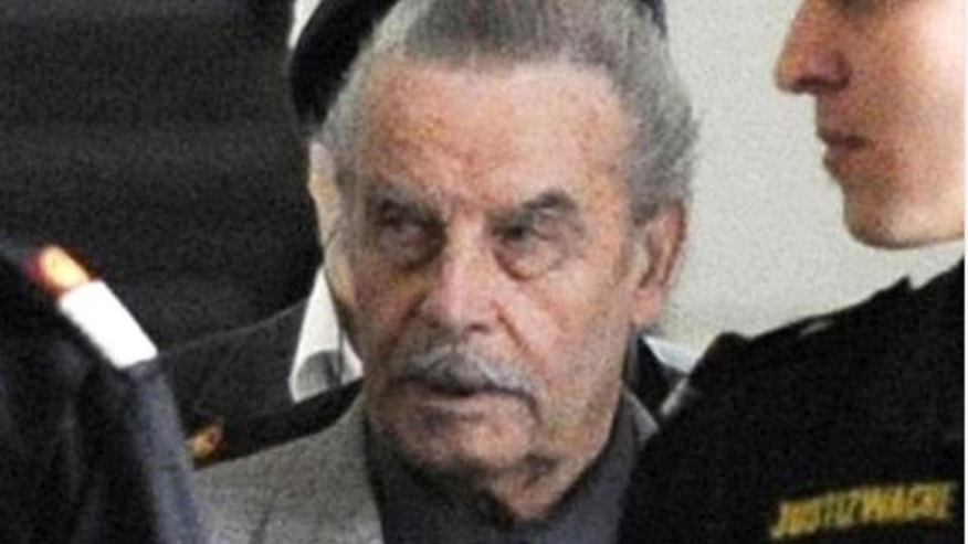 File: Josef Fritzl during his trial in Austria.