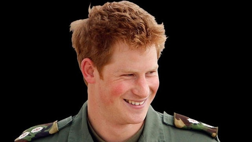 Prince Harry has earned his wings as a British army helicopter pilot.