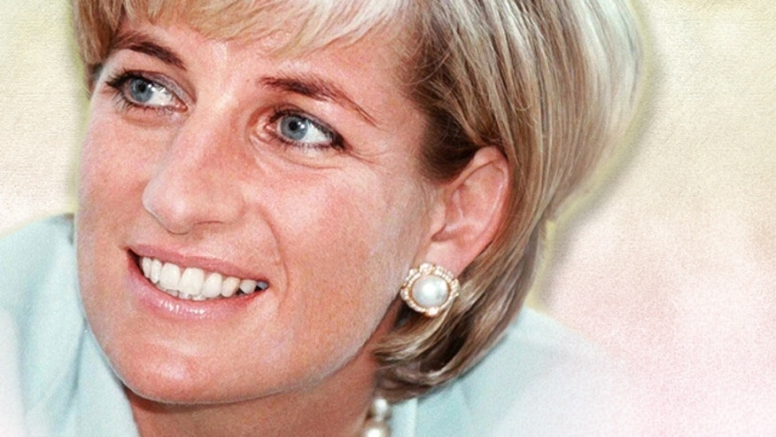Diana, the Princess of Wales during her visit to Leicester in this May 27, 1997 file photo, to formally open The Richard Attenborough Centre for Disability and Arts. The Princess was killed in a car crash in Paris Sunday August 31, 1997, along with her friend, Dodi Al Fayed, and their driver. (AP Photo/POOL)