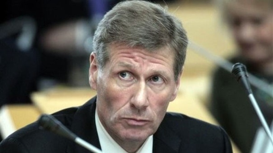 FILE: Scottish Justice Minister Kenny MacAskill, who authorized the release of Lockerbie bomber Abdel Baset al-Megrahi, has declined to testify at a U.S. Senate inquiry into the Libyan's release on compassionate grounds.