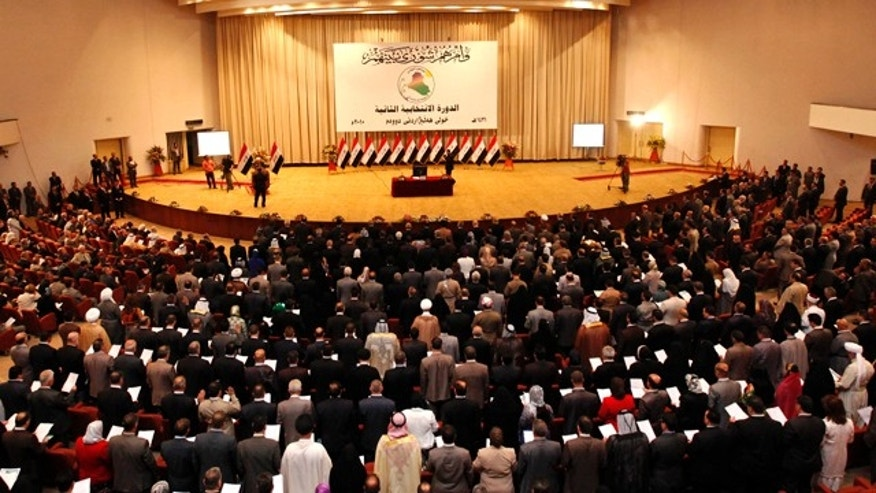 Iraq's highest court on Sunday, Oct. 24, 2010, ordered parliament back in session after a seven-month political impasse that has blocked formation of a new government.