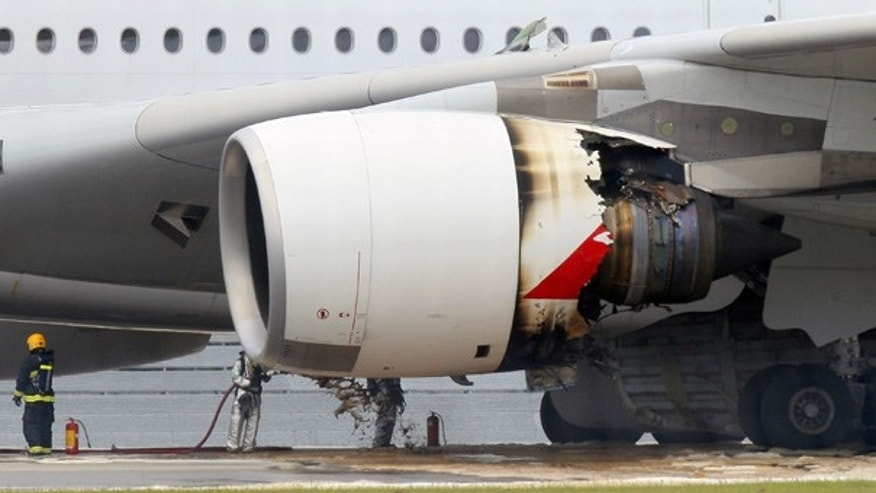 Nov. 4: A Qantus A380 jumbo jet made an emergency landing in Singapore after suffering engine failure in mid-air.