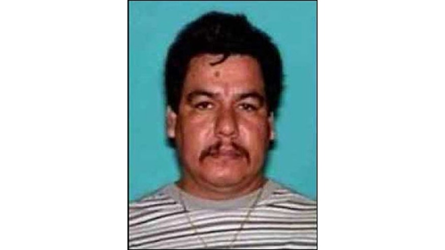 This undated photo, downloaded from the website of the U.S. Drug Enforcement Administration, shows alleged Mexico's Gulf drug cartel leader Antonio Ezequiel Cardenas Guillen.