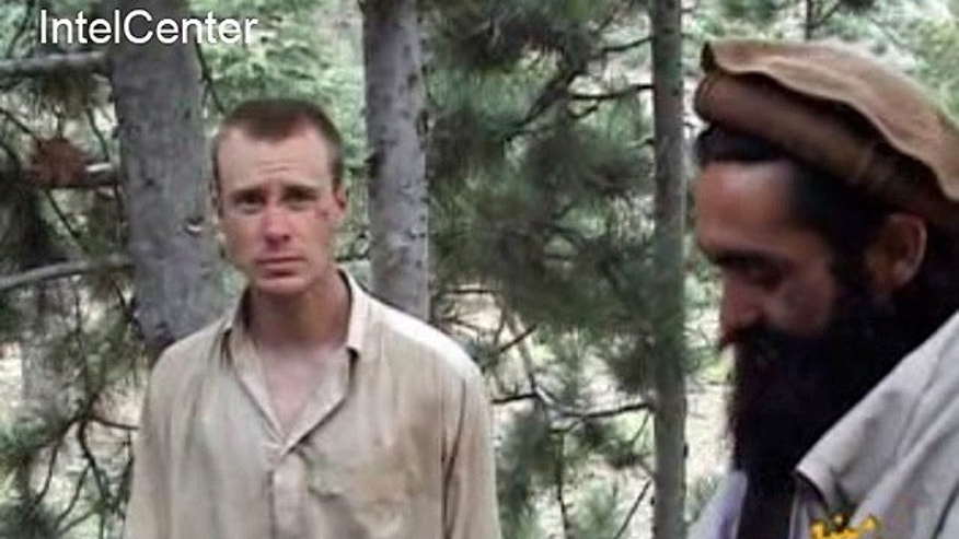 Dec. 8: Video released by the Taliban shows a man believed to be Spc. Bowe Bergdahl, the only known American serviceman being held in captivity in Afghanistan.