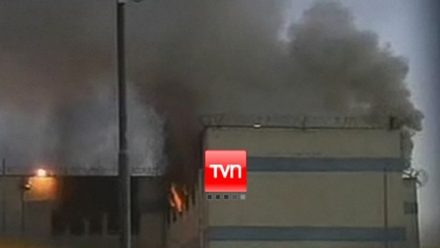 Dec. 8: At least 83 people died after a fire breaks out at a Chilean prison.