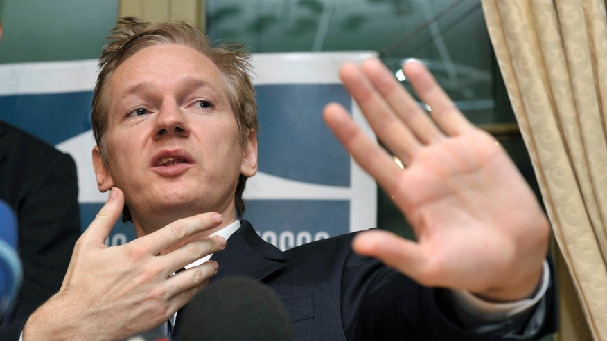 Julian Assange shown here Dec. 4 in Geneva, Switzerland faces allegations of rape and molestation in Sweden by two women, though he has not been charged.