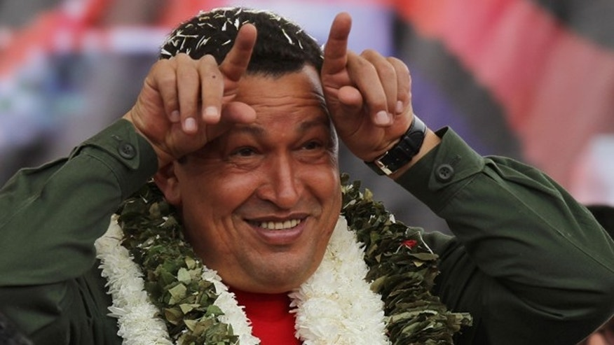 Venezuelan President Hugo Chavez has said he will not accept the new U.S. ambassador because of comments he made about the morale in Venezuela's military and Colombian rebels that are finding refuge in Venezuela.