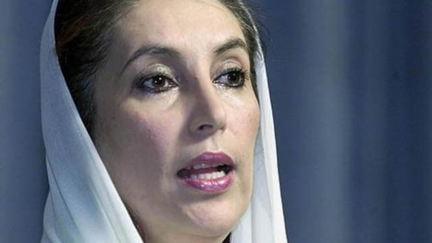 "The book ""Deadly Embrace: Pakistan, America and the Future of Global Jihad"" details how former Pakistan Prime Minister Benazir Bhutto carried back and forth information about nuclear centrifuges from North Korea to Pakistan."