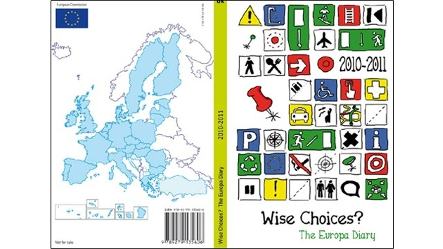 An educational calendar produced by the European Union for school children in its 27 member countries omits major Christian holidays while including Jewish and Muslim holidays, which the EU calls an inadvertent error.