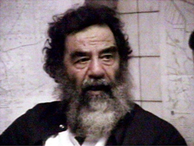 an analysis of saddam hussein Capture of saddam hussein speech lyrics good afternoon yesterday, december the 13th, at around 8:30 pm baghdad time, united.