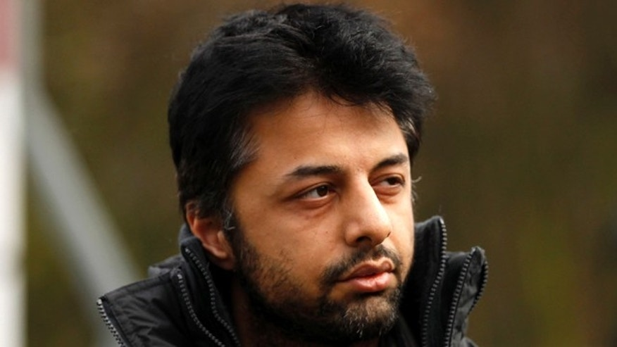 Feb. 24, 2011: Shrien Dewani, the British man accused of having his wife murdered during their honeymoon in South Africa, arrives at Belmarsh Magistrates' Court in London