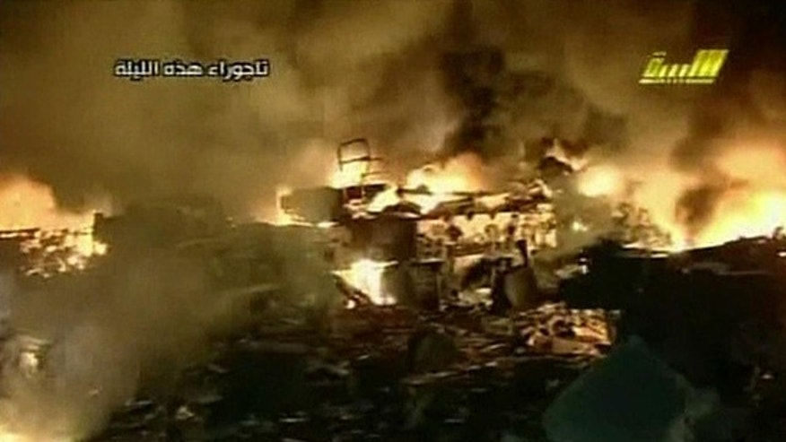 The Libyan military plane, a Soko G-2 Galeb, was flying over Misrata prior to being shot down by the French jets, a U.S. defense official told Fox News on Thursday. (Fox News)