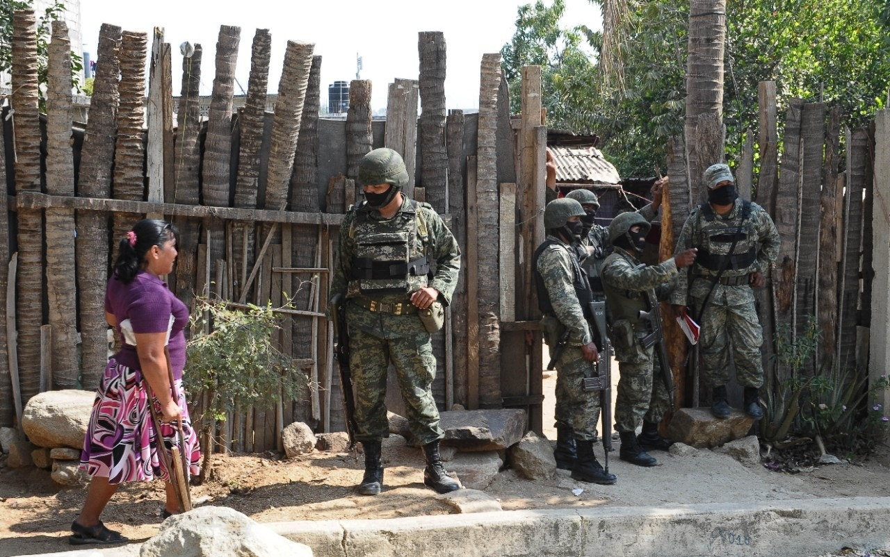 Report: 230,000 Displaced by Mexico Drug War | Fox News