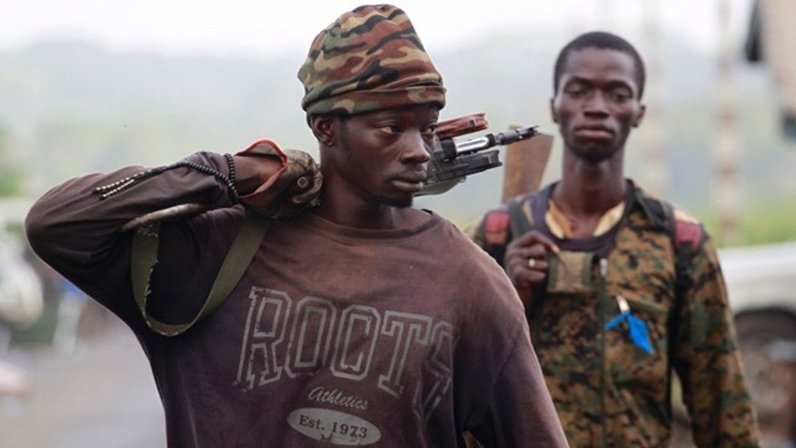 Ivory Coast Elected Leader: Forces Won't Capture Gbagbo ...