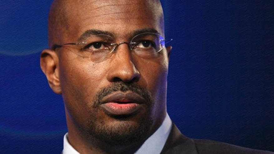 Van Jones is now helping to push the issue of giving the environment rights comparable to those provided to humans.