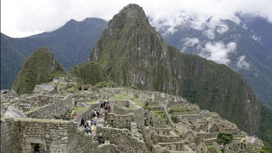Centuries-old Inca artifacts taken from Machu Picchu a century ago have started arriving in Peru.