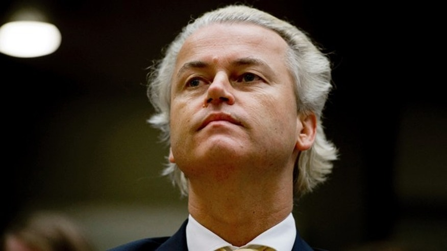 June 23: Right-wing politician Geert Wilders appears in court to hear that he is acquitted of charges relating to hate speech and discrimination, in Amsterdam.