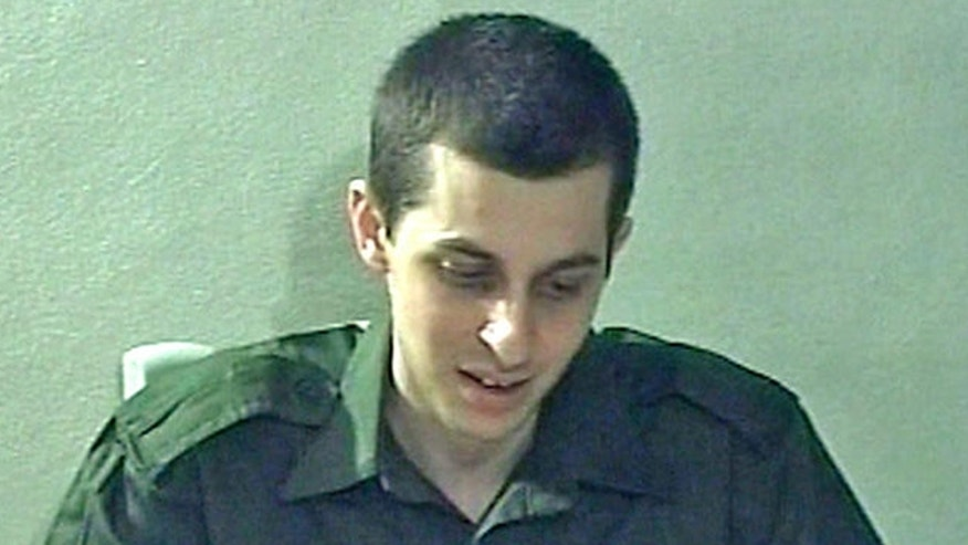 Oct. 2, 2009: This video still shows captured Israeli soldier Gilad Shalit.
