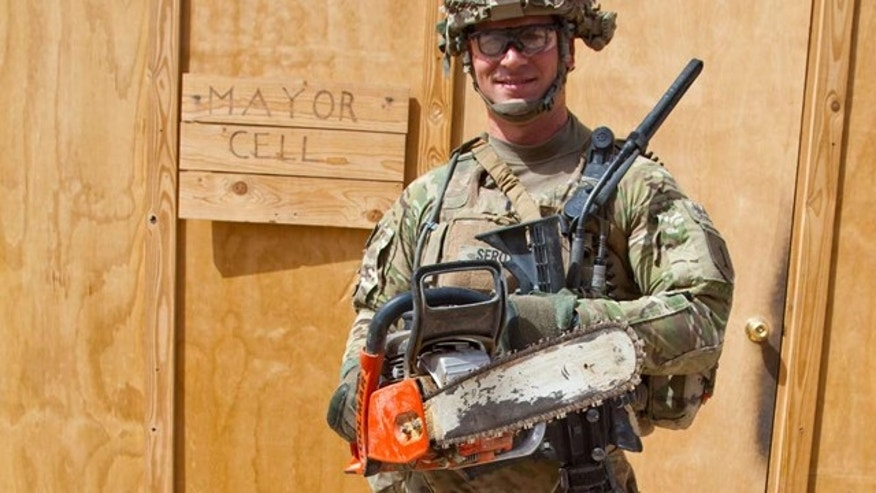 Capt. Doug Serota has been using chainsaws since he was a boy growing up in Alabama.  When Captain Serota got his hands on a chainsaw, he stopped wasting time with explosives when possible.