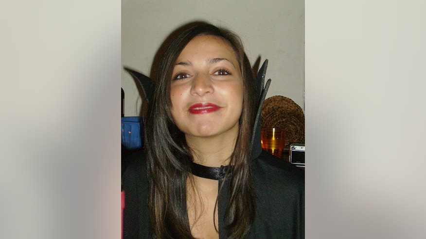 21-year-old murdered British university student Meredith Kercher