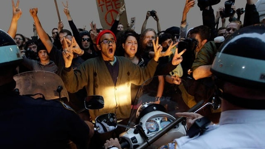Can Latinos learn from Occupy Wall Street?