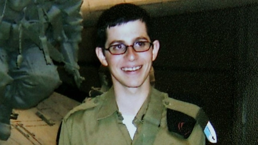This is an undated handout photo released by the Shalit family of Israeli soldier, Cpl. Gilad Shalit, 19, in an unknown location in Israel. Shalit was captured June 25 by Hamas-linked militants in the Gaza Strip who attacked an Israeli army outpost in southern Israel.