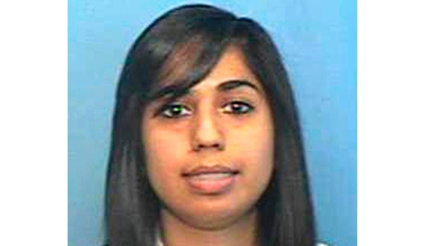 In this undated photo released by the Little Rock Police Department in Little Rock, Ark., Monday, Oct.17, 2011, missing University of Arkansas-Little Rock student Patricia Guardado is seen. Guardado's body was found near Sweet Home, Ark., Sunday afternoon. (AP Photo/Little Rock Police Department)