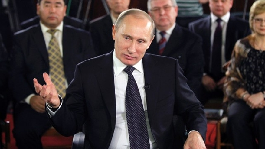 "Dec. 6: Prime Minister Vladimir Putin called his party's seat losses ""inevitable."""