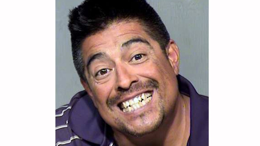 Ernest M. Atencio, 44, was booked into jail on suspicion of assault. Law enforcement authorities say that Atencio became abusive and combative,  forcing them to restrain him, and place him in a jail cell.  Soon after, he needed medical attention and CPR, and was taken to a local hospital, where his family decided to take him off life support.