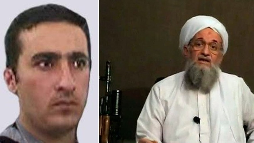 Al Qaeda financier Yasin al Suri, left, is one of the most wanted terrorists on the Justice Department's Rewards for Justice program, with a $10 million bounty on his head. A $25 million reward is offered for Al Qeda leader Ayman al-Zawahiri.