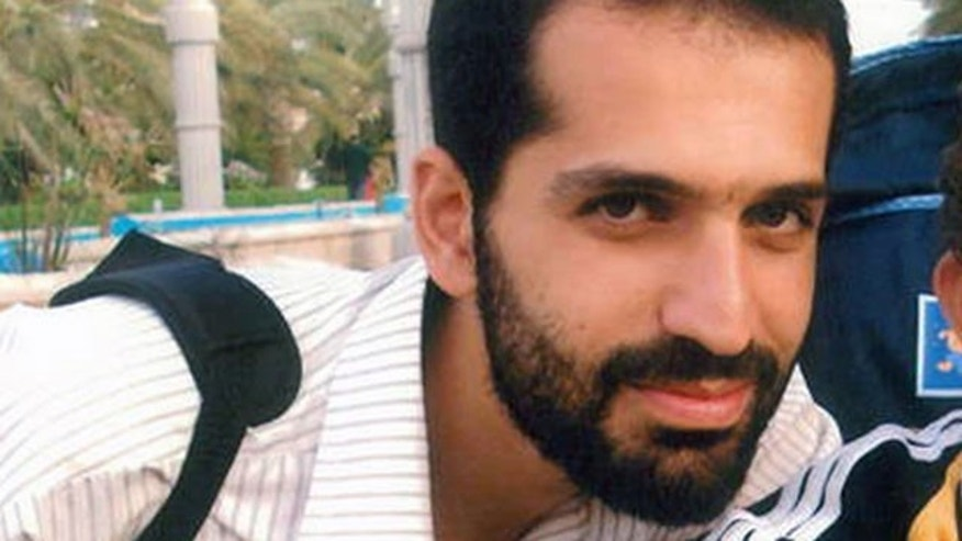 Photo shows Mostafa Ahmadi Roshan, who Iran say was killed in a bomb blast in Tehran, Iran.